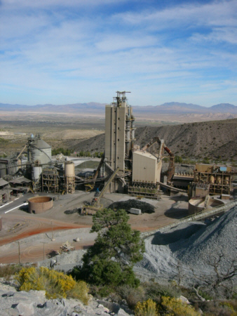 Cement Mine And Plant